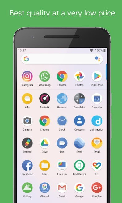 Best collection of Cool Android Icon Pack